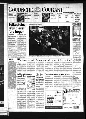 Goudsche Courant 2002-07-22