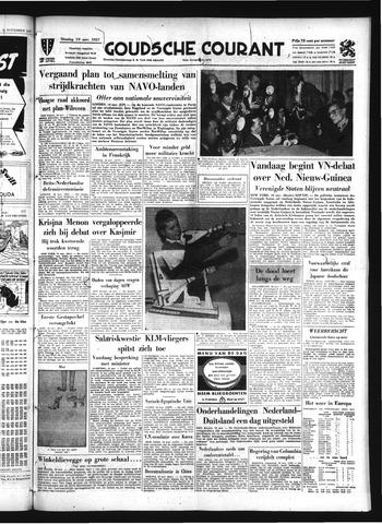 Goudsche Courant 1957-11-19
