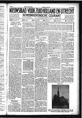 Schoonhovensche Courant 1933-05-15