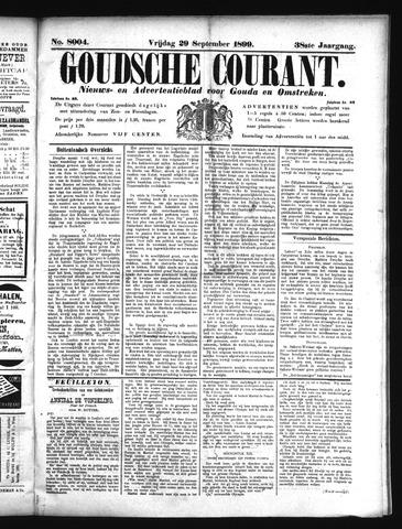 Goudsche Courant 1899-09-29