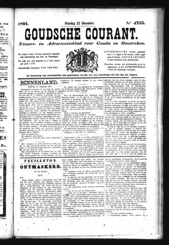 Goudsche Courant 1891-12-22