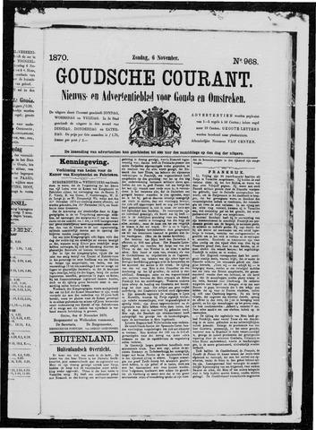 Goudsche Courant 1870-11-06