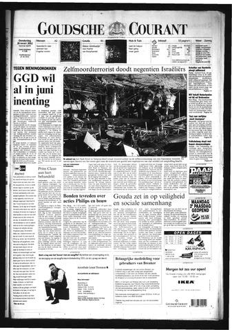 Goudsche Courant 2002-03-28