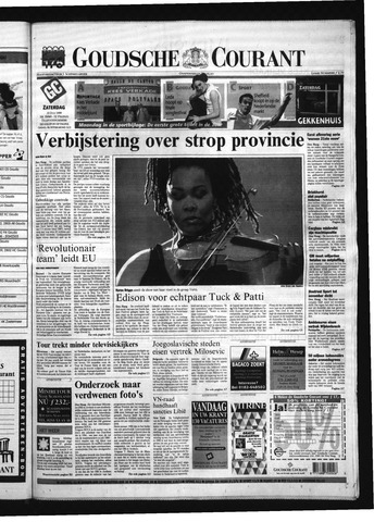 Goudsche Courant 1999-07-10