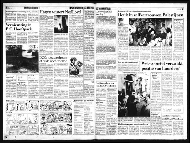 Goudsche Courant 1991-01-18