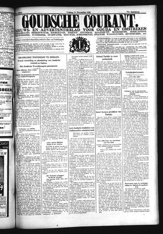 Goudsche Courant 1938-11-11