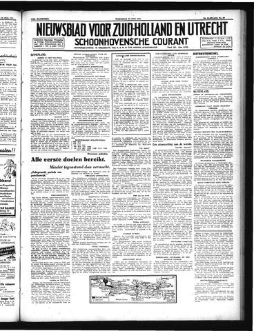 Schoonhovensche Courant 1947-07-23