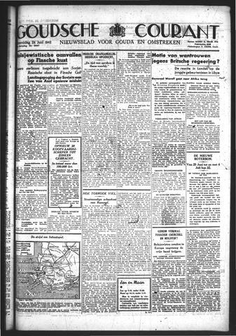 Goudsche Courant 1942-06-24