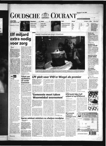 Goudsche Courant 2002-05-21