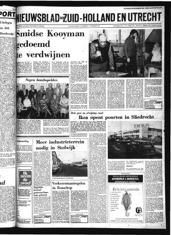 Schoonhovensche Courant 1978-11-29
