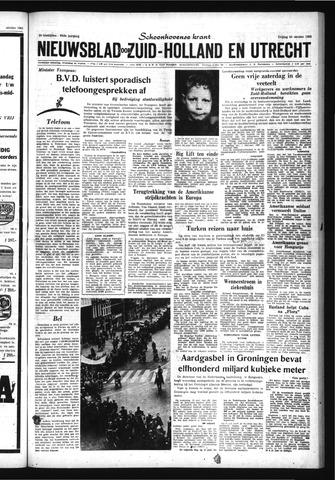 Schoonhovensche Courant 1963-10-25