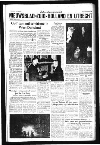 Schoonhovensche Courant 1960