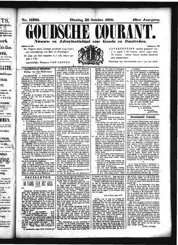 Goudsche Courant 1910-10-25