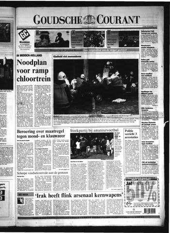 Goudsche Courant 2001-02-26