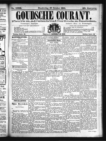 Goudsche Courant 1911-10-19