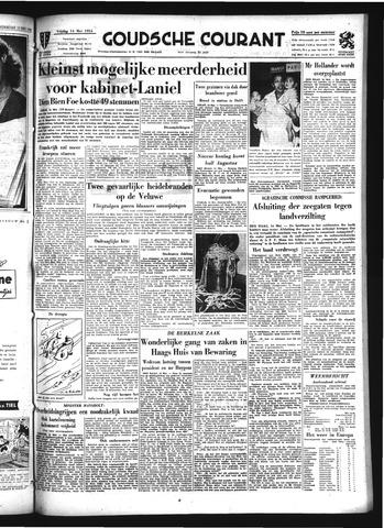 Goudsche Courant 1954-05-14