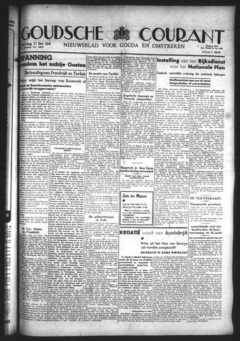 Goudsche Courant 1941-05-17