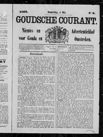 Goudsche Courant 1862-05-01