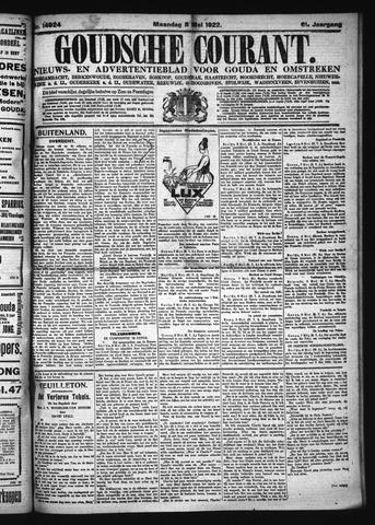 Goudsche Courant 1922-05-08