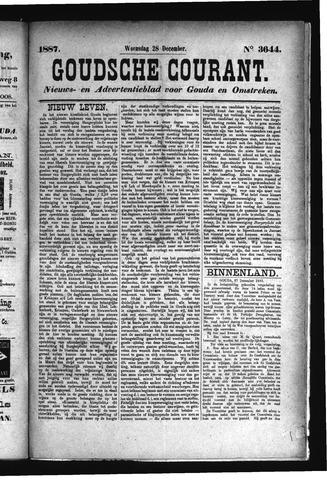 Goudsche Courant 1887-12-28