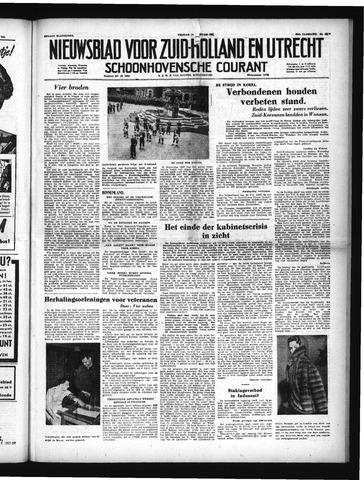Schoonhovensche Courant 1951-02-16
