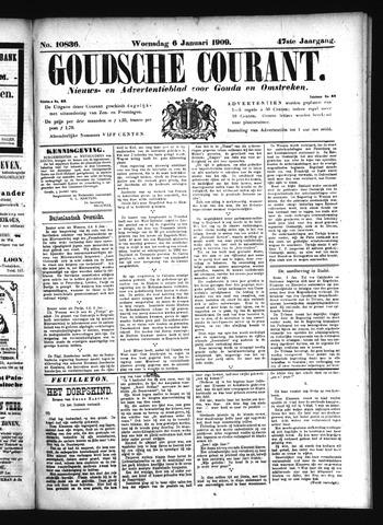 Goudsche Courant 1909-01-06