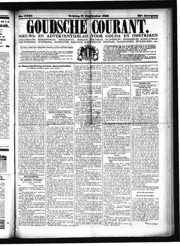 Goudsche Courant 1930-09-19