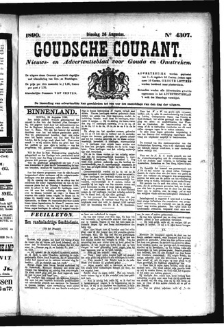 Goudsche Courant 1890-08-26