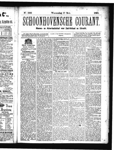 Schoonhovensche Courant 1899-05-17