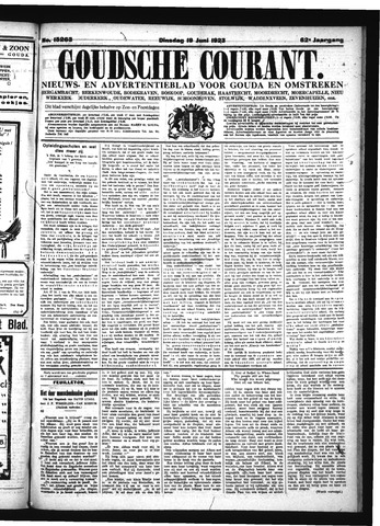 Goudsche Courant 1923-06-19
