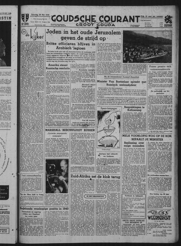 Goudsche Courant 1948-05-29