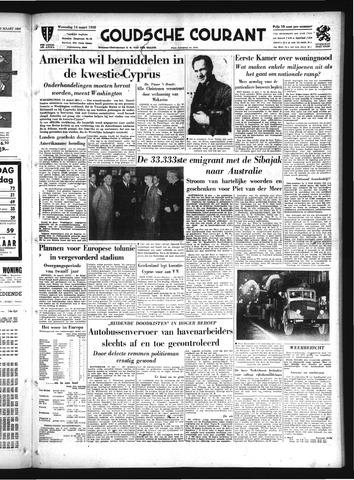 Goudsche Courant 1956-03-14