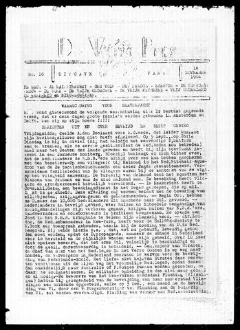 De Vrije Pers 1944-11-18