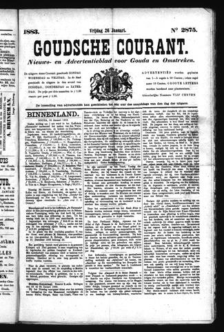 Goudsche Courant 1883-01-26