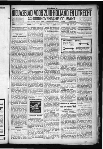 Schoonhovensche Courant 1930-03-28