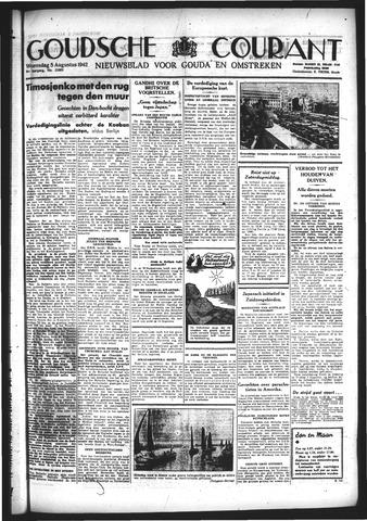 Goudsche Courant 1942-08-05