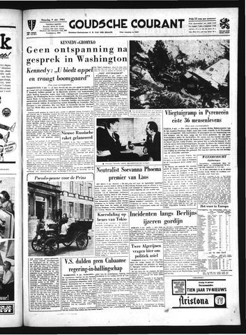 Goudsche Courant 1961-10-09