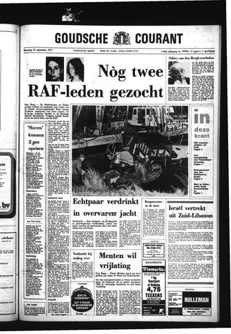 Goudsche Courant 1977-09-26