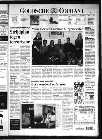 Goudsche Courant 2001-10-06