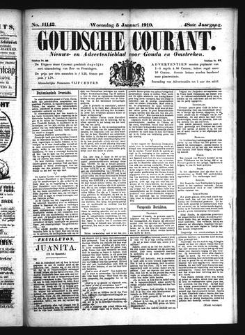Goudsche Courant 1910-01-05