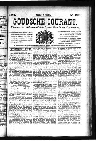 Goudsche Courant 1885-10-16