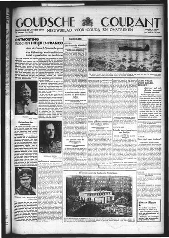 Goudsche Courant 1940-10-24