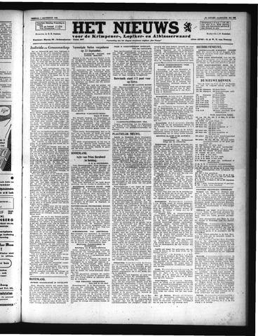 Schoonhovensche Courant 1946-09-06