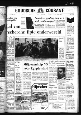 Goudsche Courant 1974-04-24