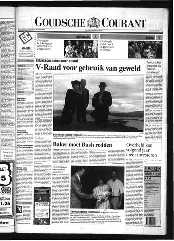 Goudsche Courant 1992-08-14