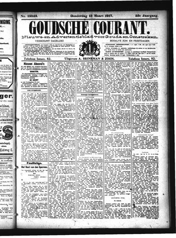 Goudsche Courant 1917-03-15