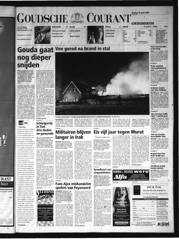 Goudsche Courant 2004-04-16