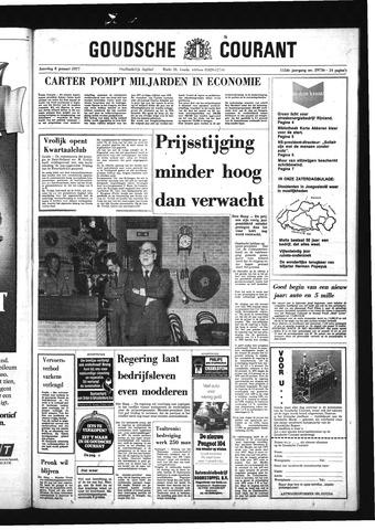 Goudsche Courant 1977-01-08