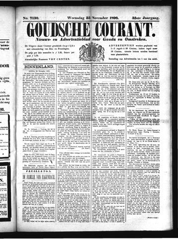 Goudsche Courant 1896-11-25