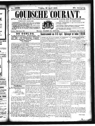 Goudsche Courant 1918-04-12